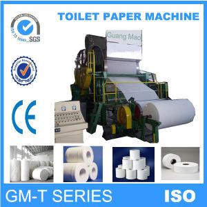 Fábrica de Marca Famosa del Chino Máquina de Fabricación de Papel de Buena Calidad de 1760 Milímetros, Máquina del Papel Higiénico