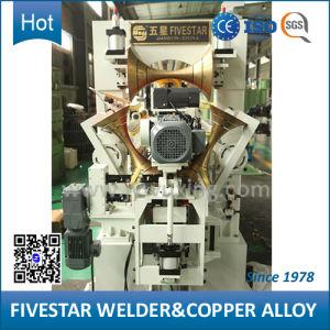 55ガロンの鋼鉄バレル国連の標準鋼鉄継ぎ目の溶接工150L-220Lのための溶接機