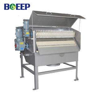 Обработка воды вращающийся фильтр барабана нажмите оборудование