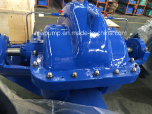 pompa spaccata di caso di doppia aspirazione della singola fase della pompa centrifuga 600ms47