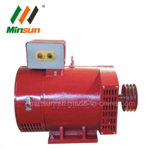 Str. 1phase 10 Kilowatt-Dynamo-Drehstromgenerator mit Riemenscheibe