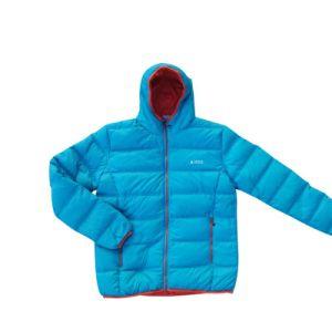 겨울 디자이너는 두건으로 Mens 나일론 스포츠용 잠바 재킷을 아래로 입힌다