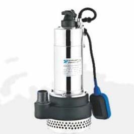 Bomba sumergible de aguas residuales Gdx12-12-0.75f con CE