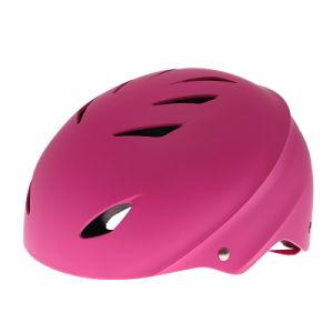 Хорошее соотношение цена Cute Детский шлем Custom линейный ролик Skate шлем