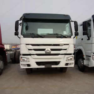 336-420HPのSinotruk HOWOの大型トラックのダンプカートラック