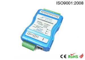 A Ethernet RS232/RS485 a-D transmissor com Conversor Modbus TCP
