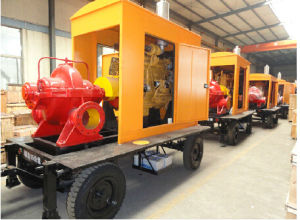 Pompa antincendio diesel (XBC/TPOW)