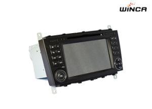 MP3 Lecteur de DVD Mercedes Classe C, Mercedes C Système de navigation avec enregistrement de la caméra
