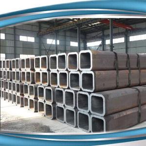 3mm Q235 Caissons pour puits de tuyaux soudés en acier au carbone noir