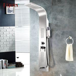 Espelho Fyeer precipitação por grosso de acabamento do painel de duche com função diferente