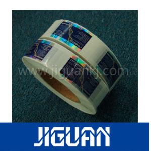 Band van de Verbinding van de Stamper van de Veiligheid van de douane de Nietige Duidelijke Verpakkende