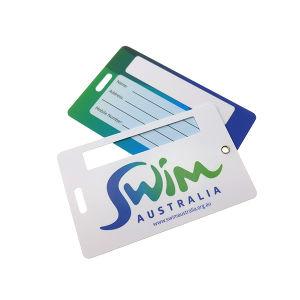Modifica personalizzata dei bagagli del PVC di stampa con la sagola