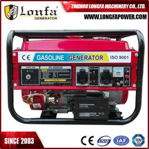 6.5KVA 15 CV de gasolina de cuatro tiempos de espera Generaator