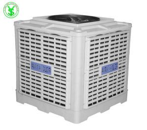 Breezair 30000CMH 증발 냉각팬 사막 물 공기 냉각기