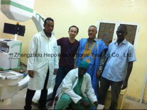 Hoapitalの器械の試験装置の血液学の検光子