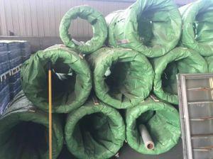 O fio de aço galvanizado oval