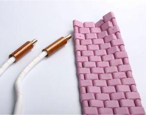 高温アルミナの適用範囲が広い陶磁器のパッドのヒーター