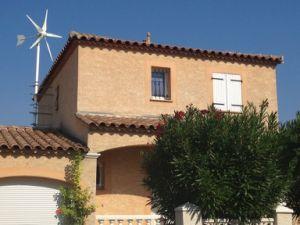 ホームのためのMPPTのコントローラが付いているFnの風力