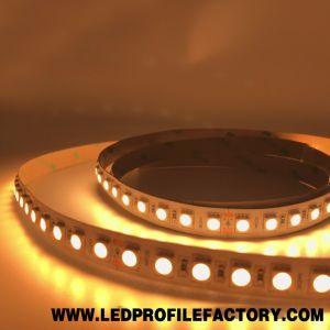 Striscia flessibile impermeabile di 5050 LED per illuminazione della decorazione