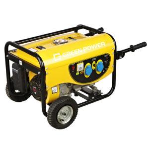 2.5Kw portátil de 4 tiempos gasolina/generadores de gasolina con CE