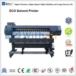 De beste Verkopende Digitale Oplosbare Printer van Eco van de Printer van Inkjet voor de Druk van de Drank