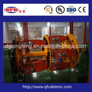 Máquina de encalhamento planetária do preço de fábrica para o fio e o cabo