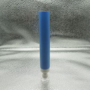 スキンケア、目のクリーム色の装飾的な管、空のPEのプラスチック管