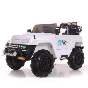 Nouvel enfant voiture électrique de commande à distance du véhicule pour bébé