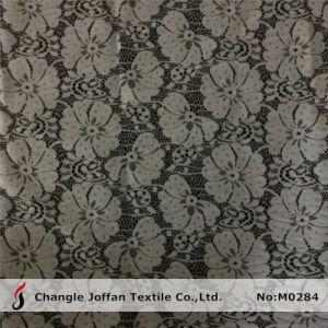 Garment (M0284)のための編まれたElastic Lace Fabric