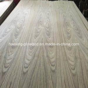Venta caliente AA Grade de contrachapado de chapa de madera de teca en el mercado a la India