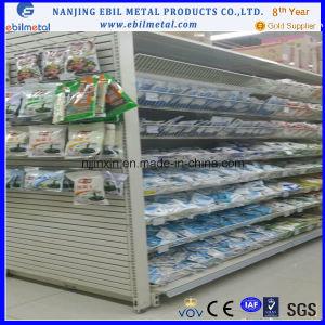 Einzelnes Side Supermarket Shelf für Sale