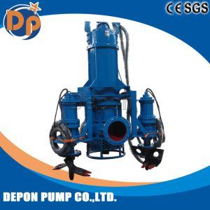 Pompe centrifuge de l'Agitateur submersible pour le sable de dragage de lisier