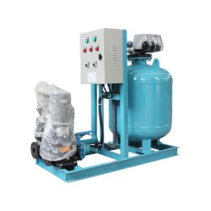 Tratamento de Água do Tanque de filtro de areia