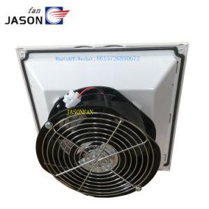 110V, 115V, 120V AC 255x255mm Tipo de ventilador de filtro IP54 Fjk6625PB115