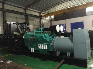 Cummins-industrielles Dieselgenerator-Set der Reserveleistungs-825kVA
