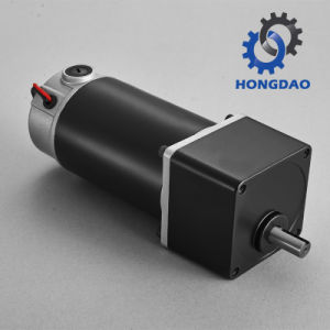 Motor eléctrico de freno motor DC, para la limpieza de la máquina_C
