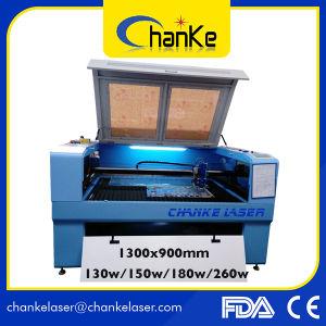 600X900mm 80With100With60W木製のボードまたはアクリルのための木製の切り分けるレーザー機械