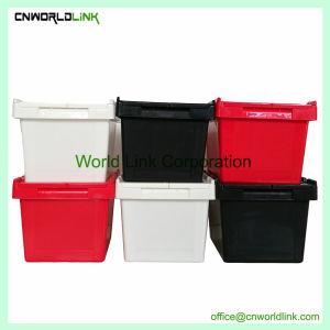 世帯の使用法の小規模のプラスチック記憶の永続的な大箱