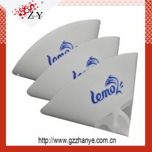 Papierlack-Grobfilter filtert den 125 Mikron-Trichter
