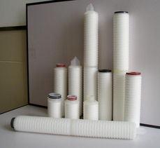 Het Type van Filter van het water en de Patroon van de Filter van het Polypropyleen