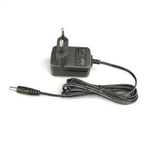 24V 500mA Wechselstrom-Gleichstrom-Adapter 24 Volt 0.5 Ampere 12 Watt-Stromversorgungen-Wand-Adapter für Wasser-Reinigungsapparat
