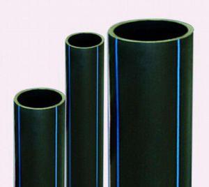 HDPE van de grote Diameter PE van het Polyethyleen van de Watervoorziening PE100 van de Pijp Pijp