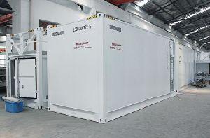 大きいボリューム炭素鋼による自己Bundedディーゼル貯蔵タンク