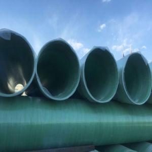 品質の製造者GRPのガラス繊維の排水の合成の肘の管