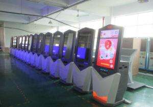 옥외 LCD 디지털 Signage 화면 표시 모니터 접촉 스크린 간이 건축물