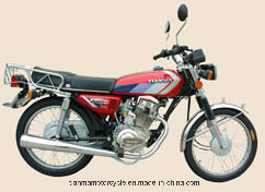 125cc/150cc Traditional Cg125 Motorcycle (TM125-2)