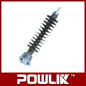Isolador de pinos compósitos de polímero de alta tensão (FPA-10 / 2T16)