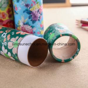 Boîte de tube de papier personnalisés pour les fleurs de haute qualité
