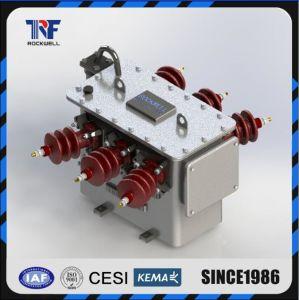11kv & 15kv & 33kv imersos em óleo de Média Tensão exterior da unidade de medição a granel CT PT Unidade de medição combinado