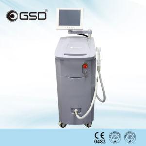 Fibra del mundo de Gsd la primera juntó el equipo de la belleza del retiro del pelo del laser del diodo (Coolite el FAVORABLE XL)